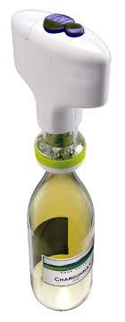 automatic wine bottle opener as seen on tv teleshopping as seen on tv buy. Black Bedroom Furniture Sets. Home Design Ideas