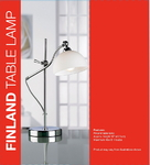 Table Lamp Finland Lamp | As seen on TV