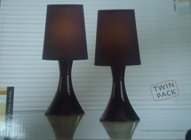 Lampara Turin Sensor Lamp, Lamparas Mesita de Noche Anunciado en TV ...
