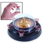 Electronic Roulette with Shot Glasses | Party, Funny Article