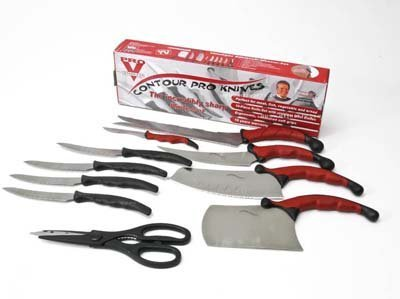 Contour Knife Set Prov As Seen On Tv Nilodudes Com Teleshopping Buy