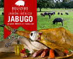 Iberican Ham of Jabugo Delizius Deluxe with Iberian Sausages