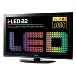 "LED TV I-JOY 22"" USB Record"