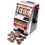 Slot Machine Piggy Bank