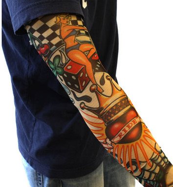 Tattoo sleeves realistic fake tatoo sleeves for Tattoo places in dc