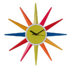 Rainbow Wall Clock