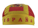 Bonnet with Spanish Flag (Pañuelo)
