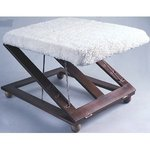 Reposapies Madera Foot Stool