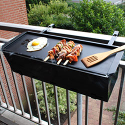 balcony bbq grill buy price offer. Black Bedroom Furniture Sets. Home Design Ideas