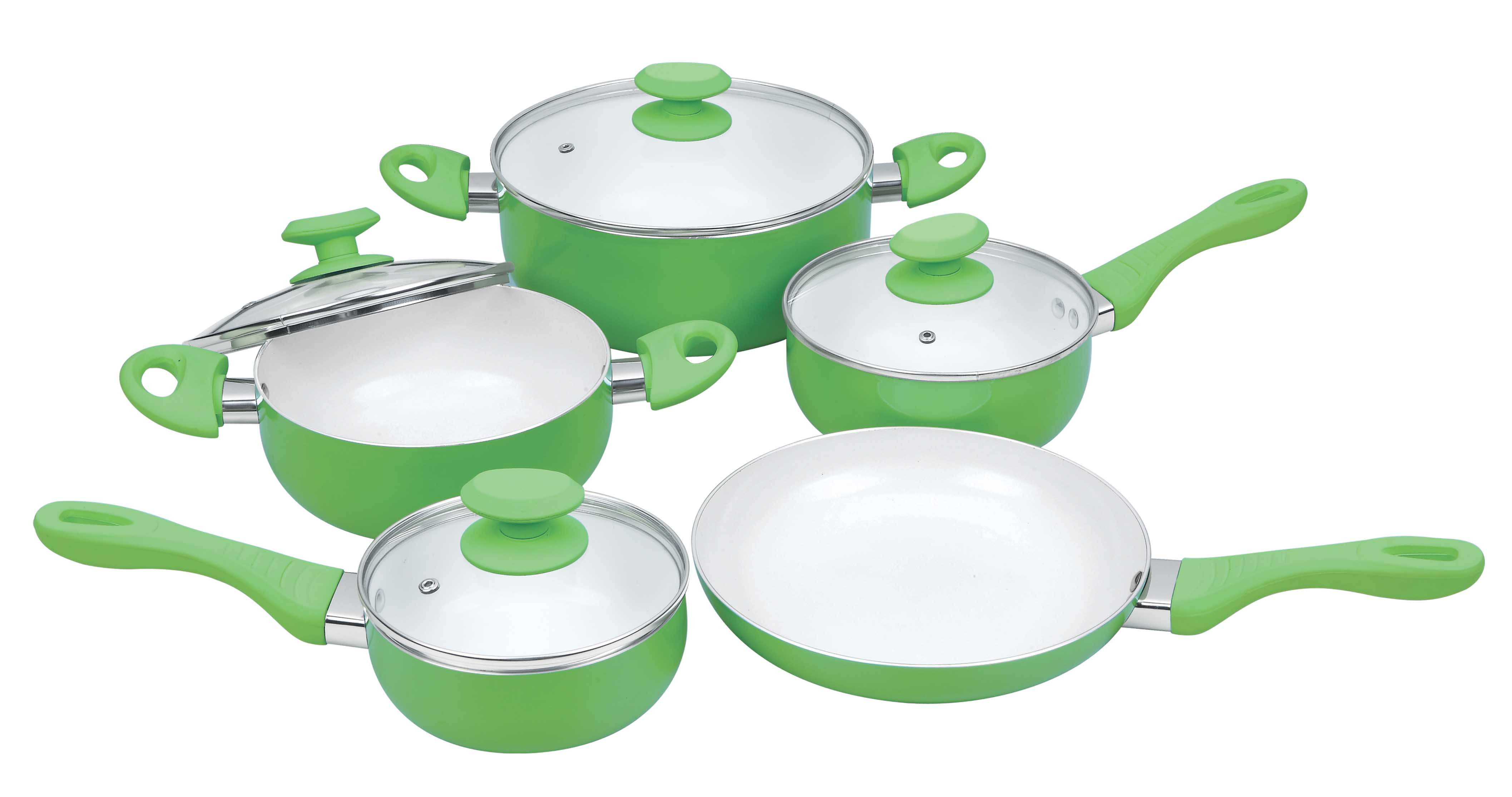 Ceramic Cookware Set As Seen On Tv Offer Buy At