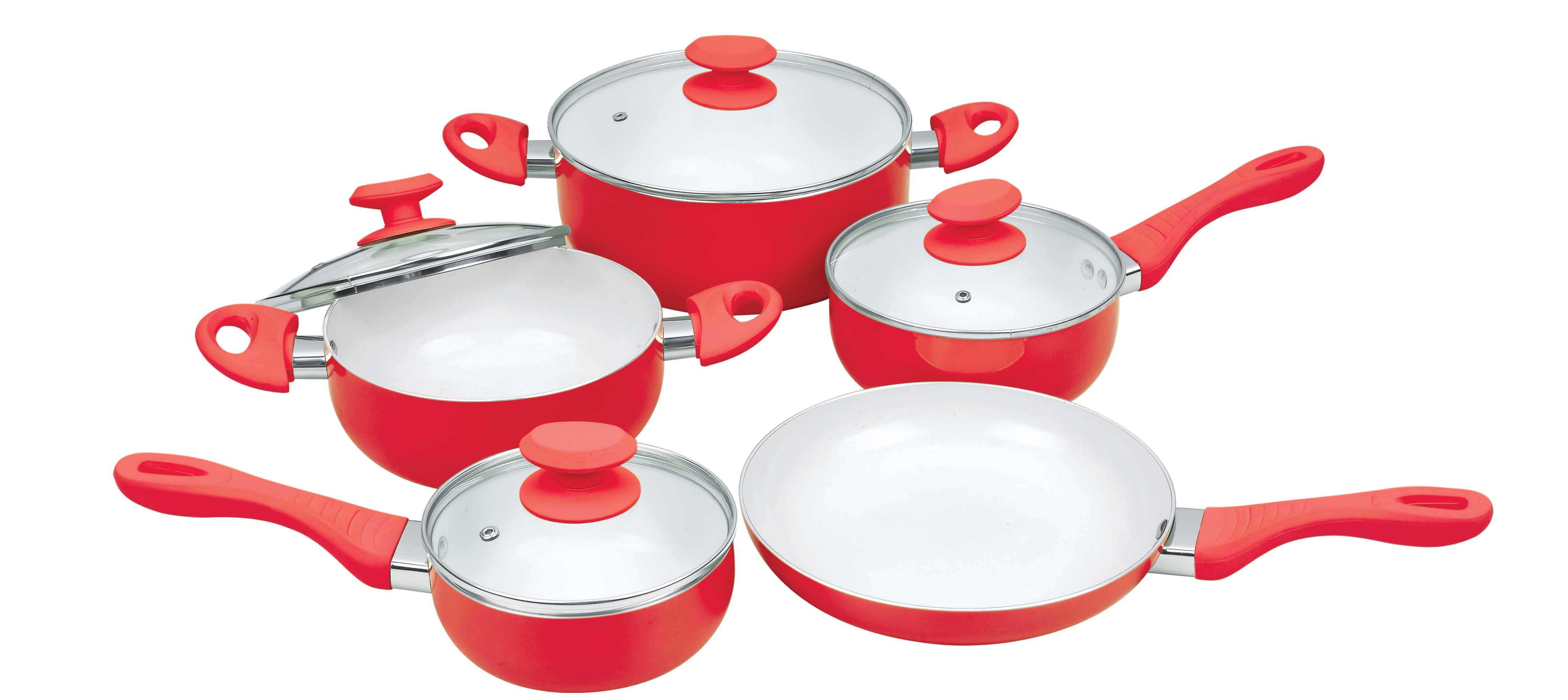 Ceramica Pan Set4 2015 Ceramic Cookware Set Models