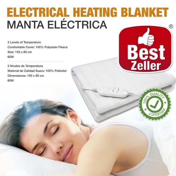 Electrical Heating Blanket Best Zeller | Buy at wholesale Prices