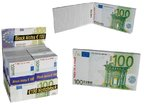 Notepad 100€ bills (Big Model)