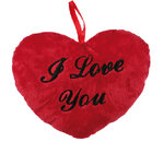 I love You Red Heart Cushion 18 cm