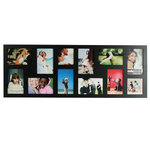 Photo Frames Black Wood