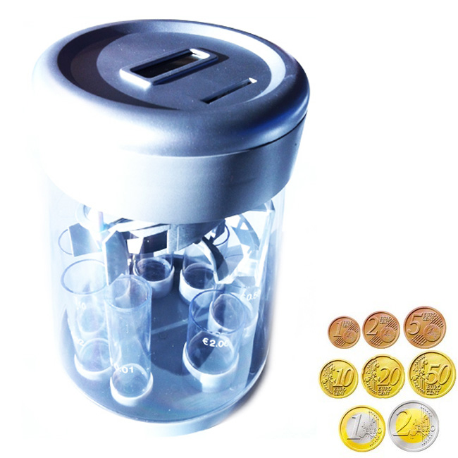 Coin sorter money bank as seen on tv teleshopping as seen on tv buy - Sorting coin bank ...