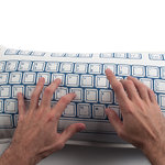 Keyboard Pillow
